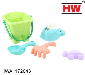 5pcs Sand Toys Good Quality Plastic Sand beach product