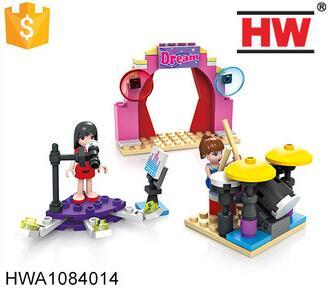116 PCS mini intelligence toys best gift for girls