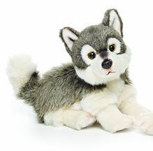 stuffed toy baby toy animal toy plush toy wolf plush toy