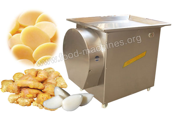 Garlic/Ginger Slicing Machine