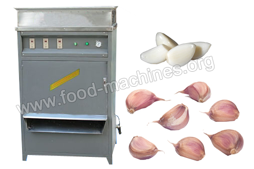 Dry Type Garlic Peeling Machine
