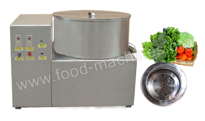 Vegetable Centrifugal Dewatering Machine