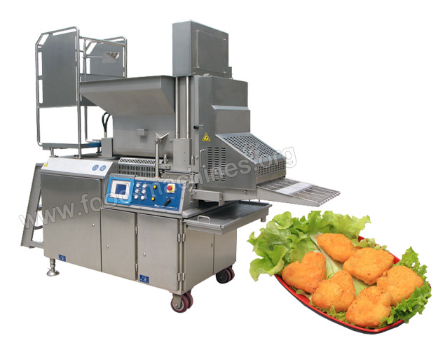 Automatic Burger Patty Machine