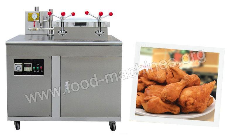 Pressure Fried Chicken Oven