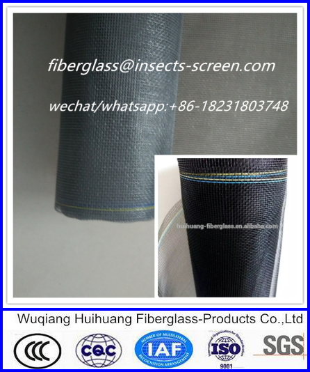 Top quality fiberglass insect screen / fiberglass window screen / fiberglass mosquito net