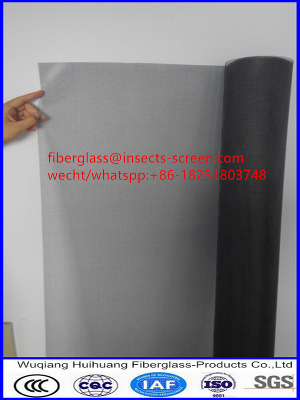 carbon fiber mesh/fiberglass insect window screen/mosquito net (high quality and low price)