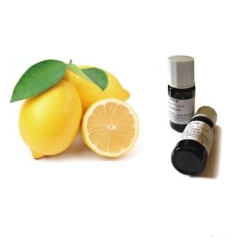 Lemon flavor for juice beverage