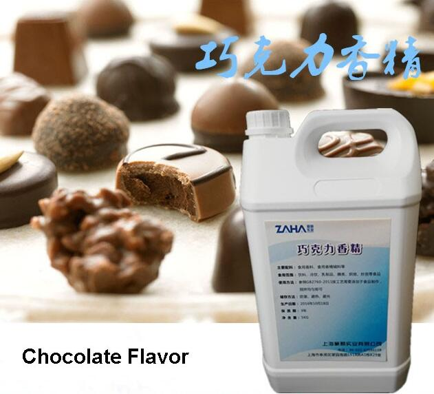 chocolate flavor for beverage and candy