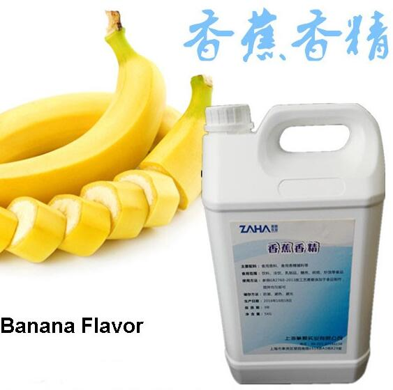 banana flavor for beverage and candy