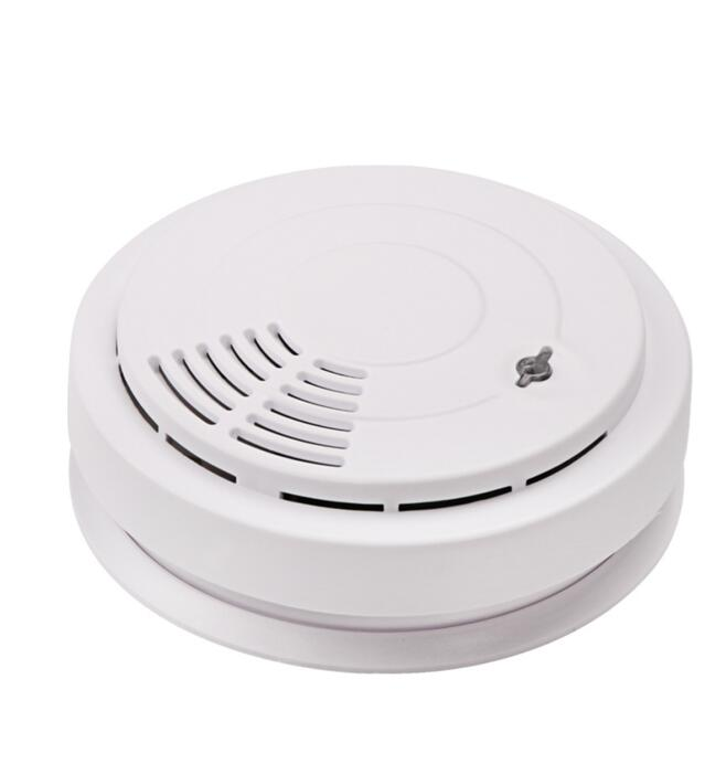 433HZ high quality Wireless fire equipment Shenzhen alarm household smoke detector