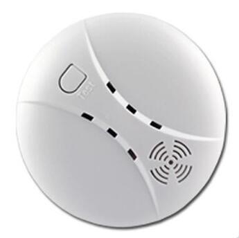 433 Mhz wireless Smoke Sensor Fire Alarm Smoke Detector smoke alarm for home garden security Auto Dial alarm Systems