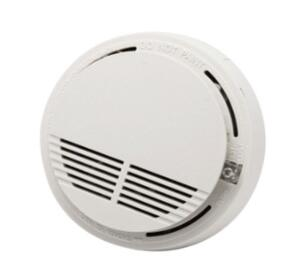 CE ROHS factory wholesale mini smoke detector for fire alarm