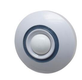 Mini wireless anti theft alarm with battery PIR detector motion sensor