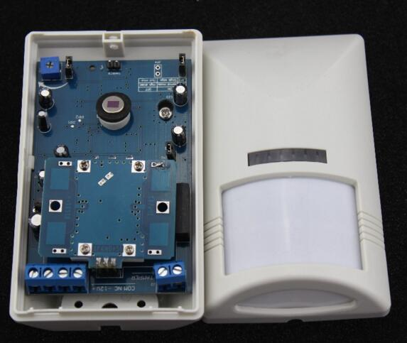 indoor pir motion sensor wireless pir detector