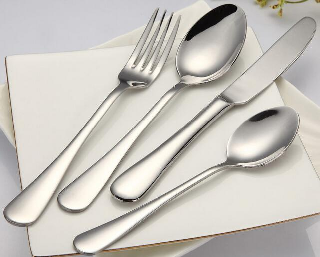 Hot Sale 4 Pieces Stainless Steel Cutlery Set