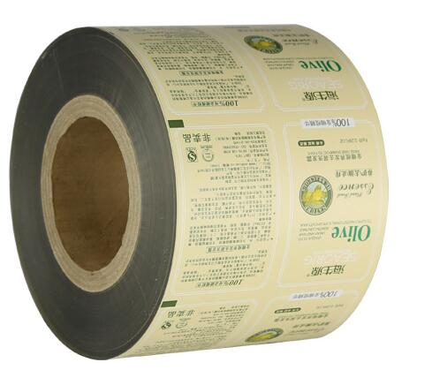 Food Grade Mylar Laminating Wrapping Plastic Packaging Roll Film
