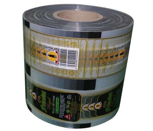 SPF004-4 High Grade Sealed Food Packaging Pvc Eco-Friendly Printing Plastic Film