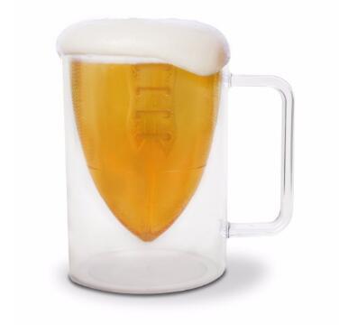 500ml High Quanlity   Football Beer Mug Wholesale