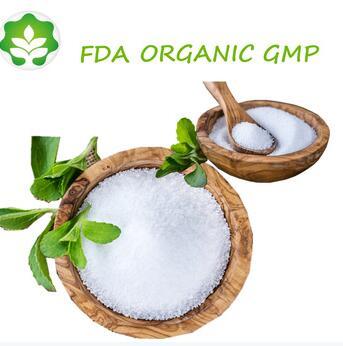 Pure stevia extract granule sweetner for healhy food