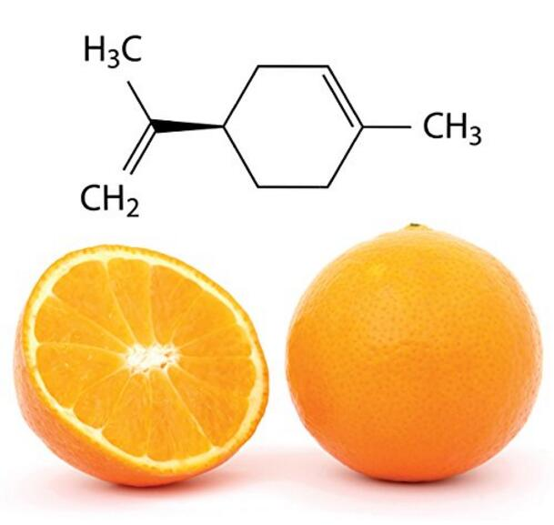 Certificated citrus peels extract food grade D-Limonene for food additive