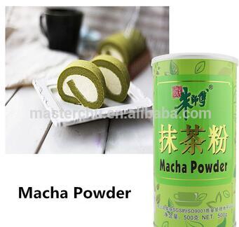Master-Chu matcha flavor powder for baked food application 500g 203