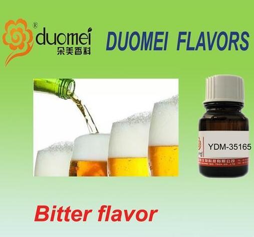 Bitter flavor enhancer, bitter flavor, bitter essence