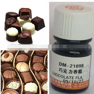 Chocolate flavor for dairy, flavor enhancers