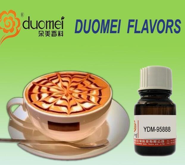 DUOMEI FLAVOR:YDM-95888 halal Mocha coffee food flavor enhancers