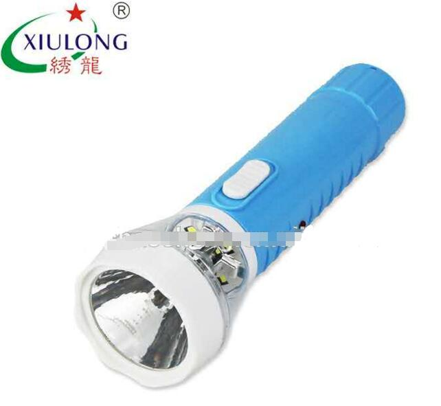 Hot sale emergency rechargeable handlamp flashlight