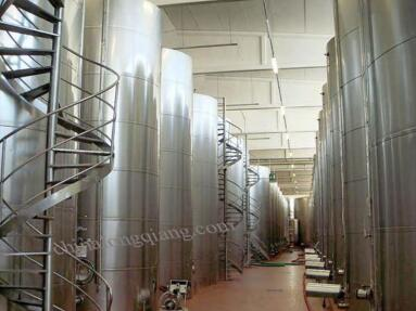 Stainless Steel Wine Tank  Hit count 1101