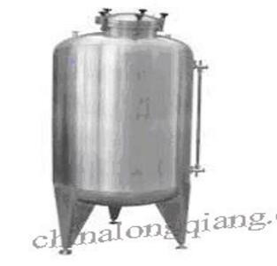 Single Layer Stainless Steel Storage Tank  Hit count 960
