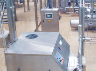 Beverage Pre-treatment System Sterilized air filter system