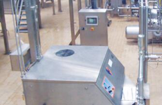 Beverage Pre-treatment System  Tubular water sterilization system