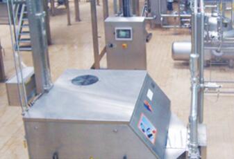 Beverage Pre-treatment System VHP system