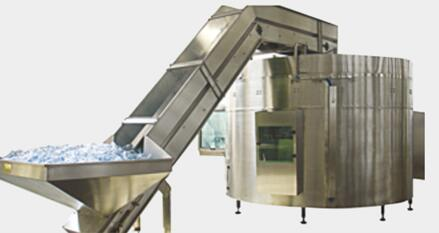 Aseptic filling system