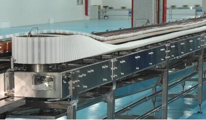 Head space sterilizing system
