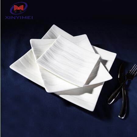 Factory Direct  Ceramic Dinner Plate Wholesale