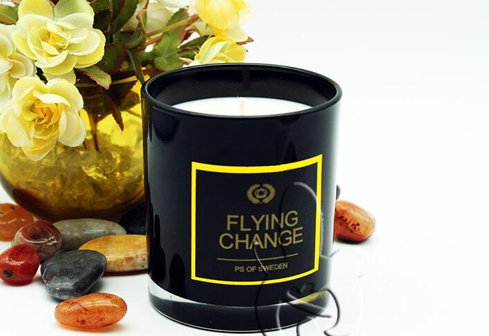 Luxury eco-friendly scented candles wholesale