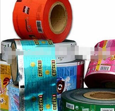 Custom Logo Printed Plastic Aluminum Foil Laminated Roll Film For Potato Chips/Sugar/Chocolate/Candy food grade packaging