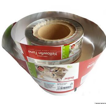 Vacuum Aluminum foil plastic film for food packaging