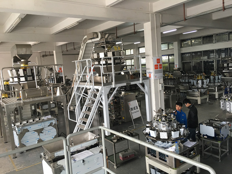 Manufacture price computer control Automatic peanut packing machine