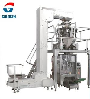 Best selling big bag granule packing machine, large volume granule packing machine
