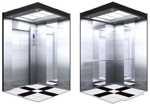 QS passenger elevator
