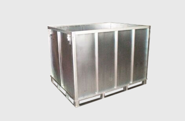Zinc-Galvanized Iron Packaging Container