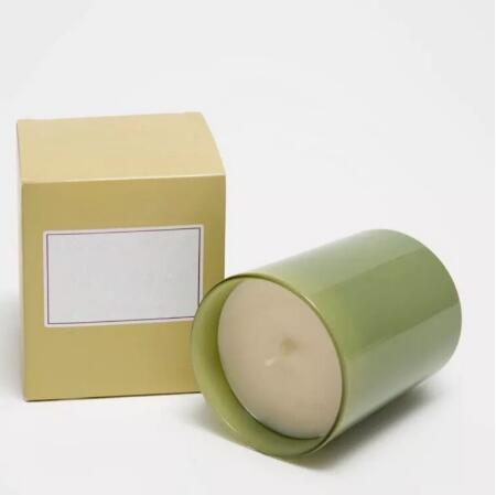 Most Popular Frosted Jar Scented Soy Candle
