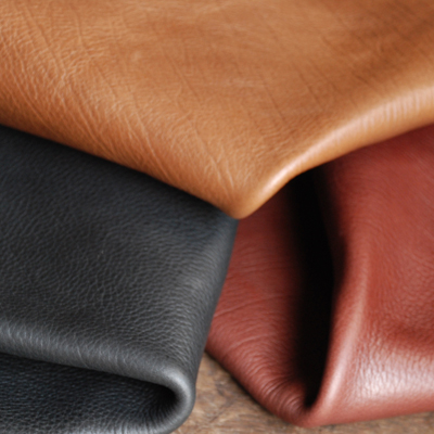 shoe leather materials