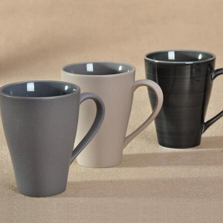 Custom Color Artwork Design Printable Ceramic Mugs