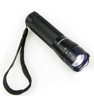 Zoomout X2000 Aluminium Alloy LED Emergency Flashlight
