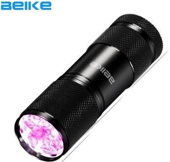 Scorpion Blacklight Master UV 9 LED Emergency Flashlight