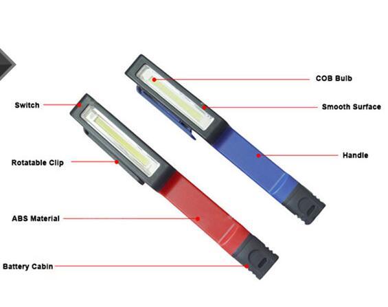 Wholesale Promotional Pen With Led Light Medical ABS Led Pen Light Torch Led Emergency Flashlight
